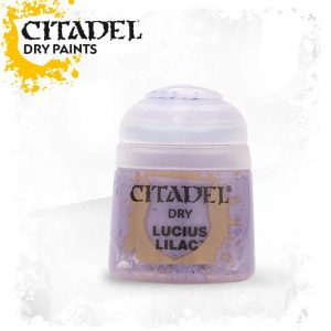 Games Workshop   Citadel Dry Dry: Lucius Lilac - 99189952003 - 5011921027057