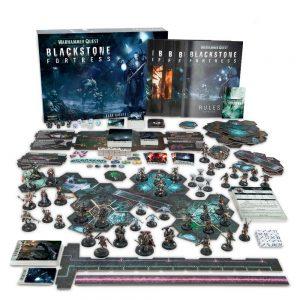 Games Workshop Warhammer Quest  Warhammer Quest Warhammer Quest: Blackstone Fortress - 60010699015 - 5011921110384