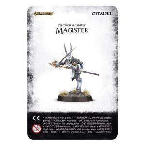 Games Workshop (Direct) Warhammer 40,000  40k Direct Orders Tzeentch Arcanites Tzeentch Magister - 99070201019 - 5011921077366