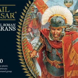 Warlord Games Hail Caesar  Imperial Romans Early Imperial Romans: Veterans - 102011001 - 5060200841440