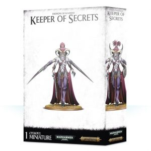 Games Workshop Warhammer 40,000 | Age of Sigmar  Chaos Daemons Keeper of Secrets - 99129915056 - 5011921116270