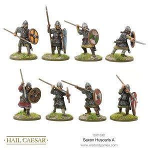 Warlord Games Hail Caesar  The Dark Ages Saxon Huscarls A - 103013001 -