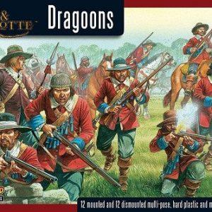Warlord Games Pike & Shotte  Thirty Years War 1618-1648 Dragoons boxed set - WGP-07 - 5060200840733
