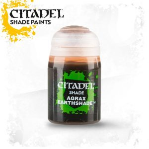Games Workshop   Citadel Shade Shade: Agrax Earthshade (24ml) - 99189953018 - 5011921068777