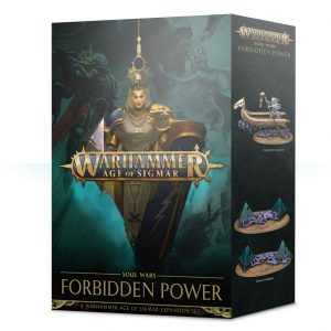 Games Workshop Age of Sigmar  Age of Sigmar Essentials Soul Wars: Forbidden Power - 60010299018 - 5011921116614
