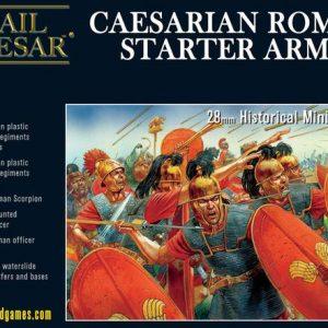 Warlord Games Hail Caesar  Caesarean Romans Caesarian Roman Starter Army - 109911101 - 5060393704904