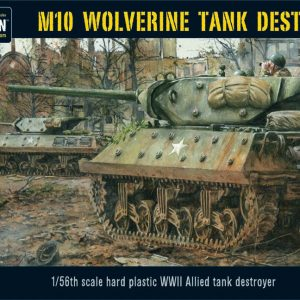 Warlord Games Bolt Action  United States of America (BA) M10 Tank Destroyer / Wolverine - 402013007 - 5060393702207