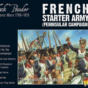Warlord Games Black Powder  French (Napoleonic) Napoleonic French starter army (Peninsular campaign) - 309912006 - 5060393708452