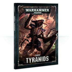 Games Workshop Warhammer 40,000  Tyranids Codex: Tyranids - 60030106008 - 9781788260381
