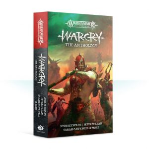 Games Workshop Warcry  Warcry Warcry: The Anthology - 60100281266 - 9781789990287