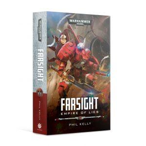 Games Workshop   Warhammer 40000 Books Farsight: Empire of Lies (Paperback) - 60100181757 - 9781789991857