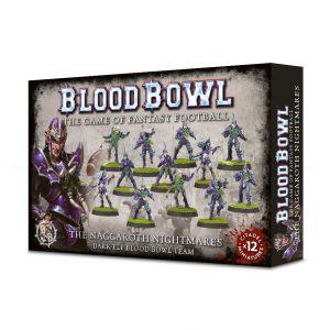 Games Workshop Blood Bowl  Blood Bowl Blood Bowl: The Naggaroth Nightmares - 99120912002 - 5011921146222