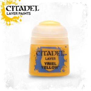 Games Workshop   Citadel Layer Layer: Yriel Yellow - 99189951001 - 5011921026630