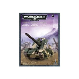 Games Workshop (Direct) Warhammer 40,000  Astra Militarum Astra Militarium Basilisk - 99120105047 - 5011921018239