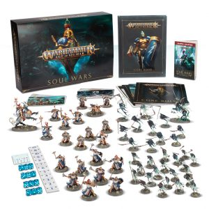 Games Workshop Age of Sigmar  Age of Sigmar Essentials Warhammer Age of Sigmar: Soul Wars - 60010299013 - 5011921099375