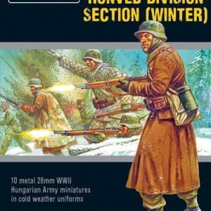 Warlord Games Bolt Action  Hungary (BA) Hungarian Army Honved Division Section (Winter) - 402217402 - 5060572502611