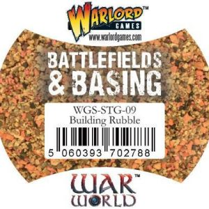 Warlord Games   Rubble & Concrete Building Rubble - WGS-STG-09 - 5060393702788