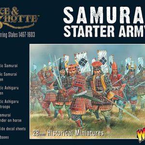 Warlord Games Pike & Shotte  Feudal Japan 1467-1603 Samurai Starter Army - 202014001 - 5060393706915