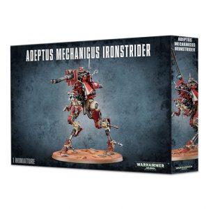 Games Workshop Warhammer 40,000  Adeptus Mechanicus Adeptus Mechanicus Ironstrider / Sydonian Dragoon - 99120116017 - 5011921091850
