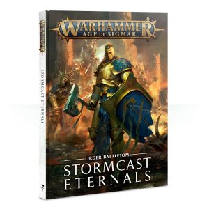 Games Workshop Age of Sigmar  Stormcast Eternals Battletome: Stormcast Eternals - 60030218006 - 9781788262880