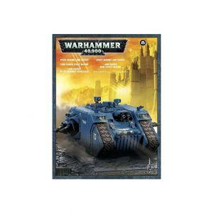 Games Workshop (Direct) Warhammer 40,000  Blood Angels Space Marine Land Raider - 99120101061 - 5011921003730