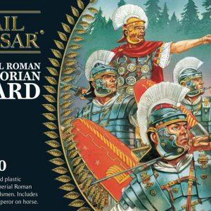 Warlord Games Hail Caesar  Imperial Romans Roman Praetorian Guard (plus Emperor) - WGH-IR-03 - 5060200842430