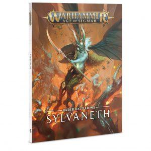 Games Workshop Age of Sigmar  Sylvaneth Battletome: Sylvaneth - 60030204008 - 9781788265096