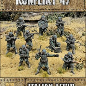 Warlord Games Konflikt '47  Italy (K47) Legio Aquila Squad - 452211603 - 5060572501034