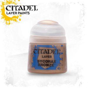 Games Workshop   Citadel Layer Layer: Sycorax Bronze - 99189951064 - 5011921027842