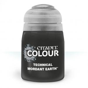 Games Workshop   Citadel Technical Technical: Mordant Earth - 99189956037 - 5011921121205