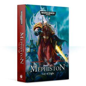 Games Workshop (Direct) Warhammer 40,000  Blood Angels Mephiston: City of Light (Hardback) - 60040181711 - 9781789990256