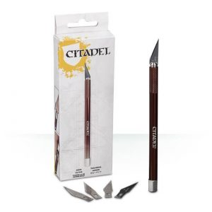 Games Workshop   Citadel Tools Citadel Knife - 99239999092 - 5011921082384