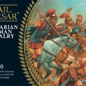 Warlord Games Hail Caesar  Caesarean Romans Caesarian Roman Cavalry - 102211101 - 5060393704928