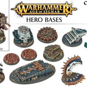 Games Workshop   Games Workshop Bases Age of Sigmar Heroic Basing - 99120299039 - 5011921079872