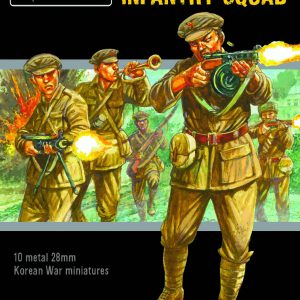 Warlord Games Bolt Action  Korean War (1950-1953) Korean War: Chinese PVA Infantry Squad - 412218501 - 5060572503700
