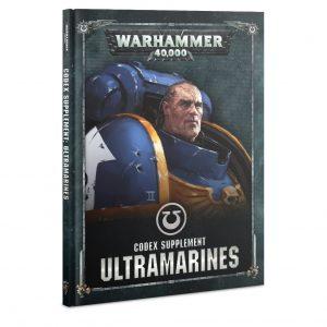 Games Workshop Warhammer 40,000  Ultramarines Codex Supplement: Ultramarines - 60030101042 - 9781788266376