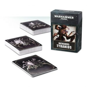Games Workshop Warhammer 40,000  Tyranids Datacards: Tyranids - 60220106002 - 5011921093151