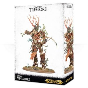 Games Workshop Age of Sigmar  Sylvaneth Sylvaneth Treelord Ancient - 99120204013 - 5011921063260