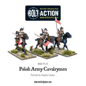 Warlord Games Bolt Action  Poland (BA) Polish Army Cavalrymen - WGB-PI-23 - 5060200849590