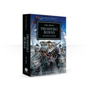 Games Workshop   The Horus Heresy Books Book 15: Prospero Burns (Paperback) - 60100181303 - 9781849708210