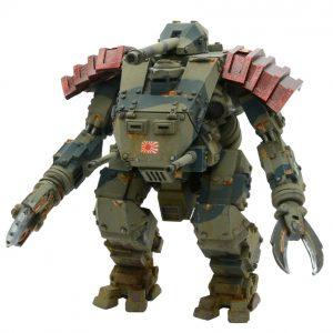 Warlord Games Konflikt '47  Japan (K47) Japanese Locust Medium Battlewalker - 452401201 - 5060572502420