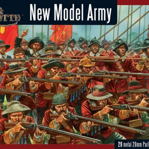 Warlord Games Pike & Shotte  The English Civil Wars 1642-1652 New Model Army - WGP-16 - 5060200843024