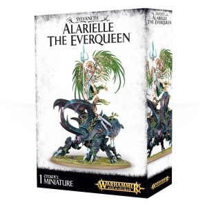 Games Workshop Age of Sigmar  Sylvaneth Alarielle the Everqueen - 99120204015 - 5011921073641