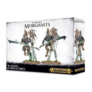 Games Workshop Age of Sigmar  Nighthaunts Deathlords Morghasts - 99120207048 - 5011921094912