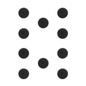 Games Workshop (Direct)   Plain Bases Citadel 25mm Round Bases (10 pack) - 99229999078 - 5011921012091