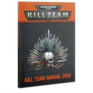 Games Workshop Kill Team  Kill Team Kill Team Annual 2019 - 60040199120 - 9781788267502