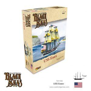 Warlord Games Black Seas  Black Seas Black Seas: USS Essex - 792414002 - 5060572505667