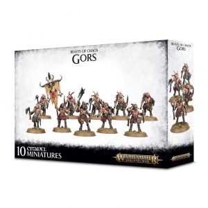 Games Workshop Age of Sigmar  Beasts of Chaos Brayherd Gors - 99120216009 - 5011921102730