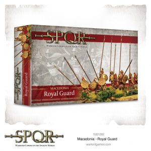 Warlord Games SPQR  SPQR SPQR: Macedonian Royal Guard - 152012002 - 5060572504882