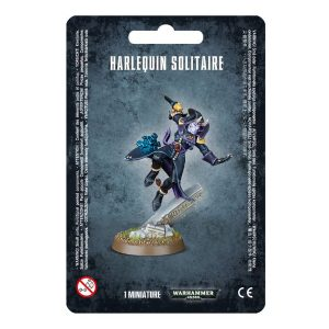 Games Workshop (Direct) Warhammer 40,000  Harlequins Harlequin Solitaire - 99070111003 - 5011921057092